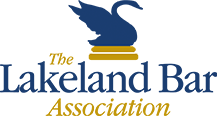 The Lakeland Bar Association logo
