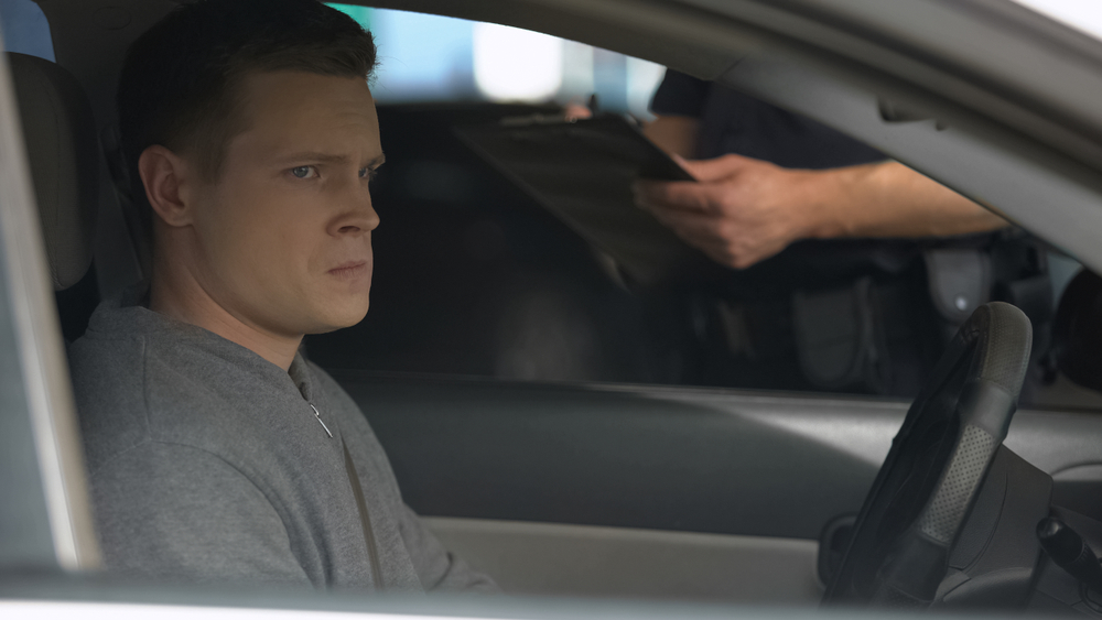 driving without license