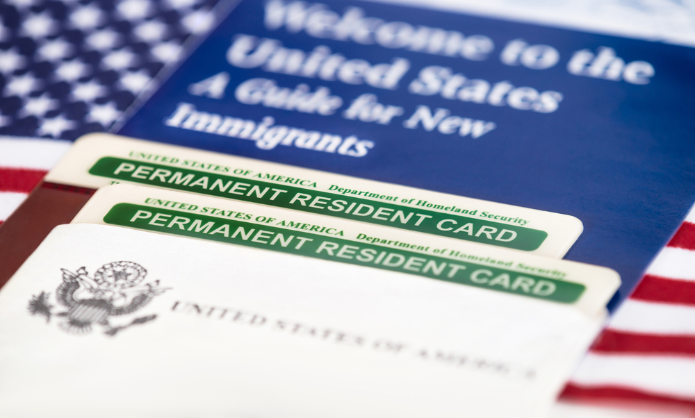 united states permanent resident card